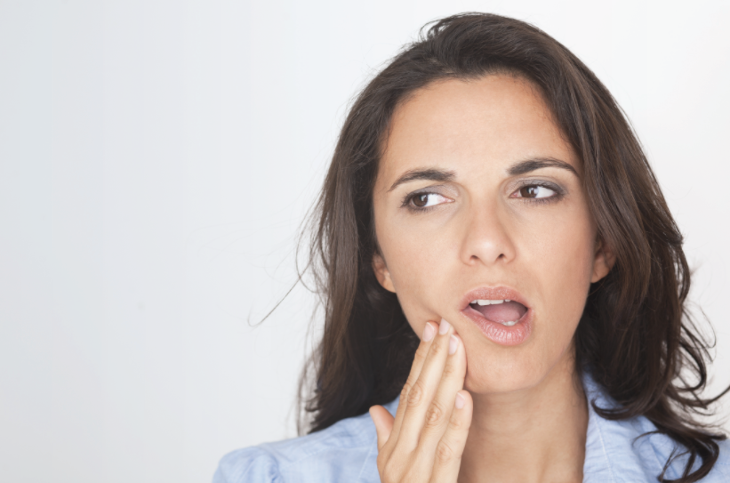 What is an abscessed tooth?